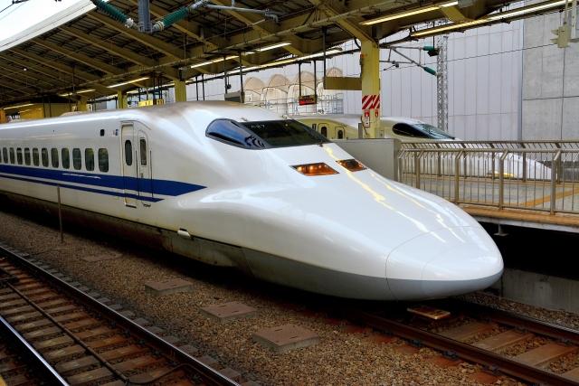 障害者手帳でJRの運賃は割引になるが、新幹線は半額で乗れる?